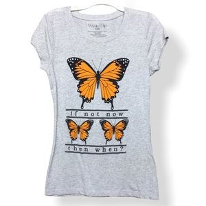 Wound Up Butterfly T-shirt